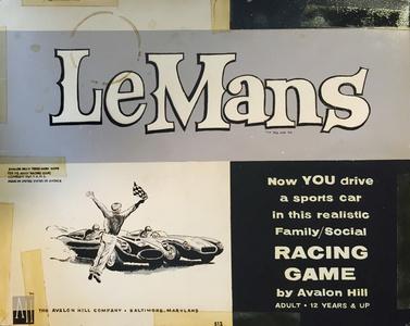 Circa 1961, Le Mans