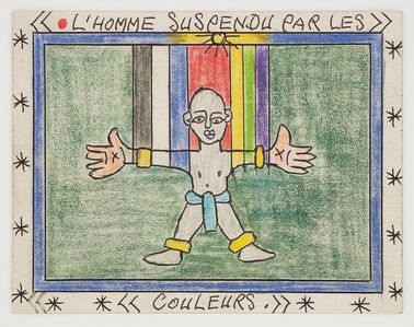 Untitled (L'homme Suspendu XXII)