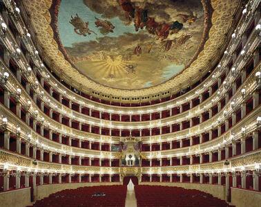 Teatro di San Carlo, Naples Italy