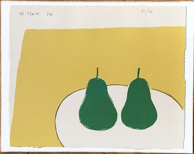 Two Green Pears (Green Pears)