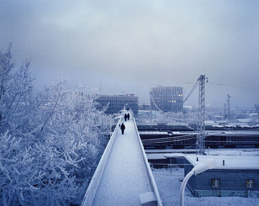 Untitled #8, Murmansk, January 2005