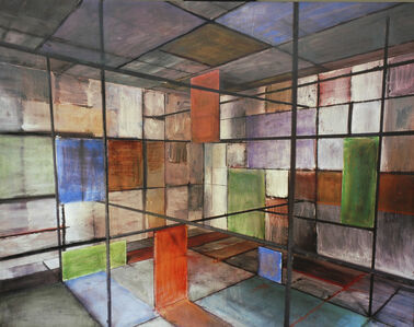 Interdimensional Abstract Painting # 1