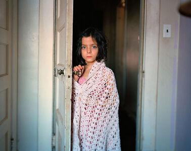 Mavis In the Doorway