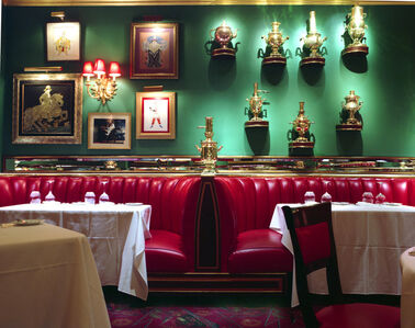 The Russian Tea Room, 150 West 57th Street