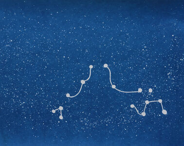 Dunhuang Constellations, map 3, element 5