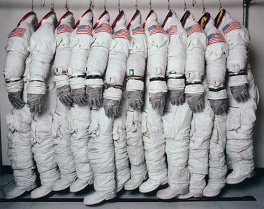 Apollo Spaceflight Training Suits, Houston, Texas