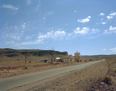 New Mexico Gas Station I (Ouarzazate)