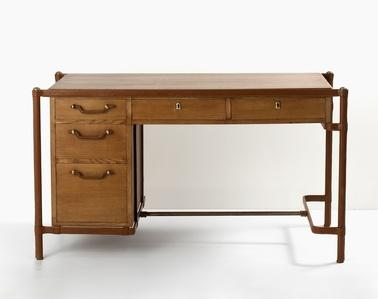 Fine Oak Desk