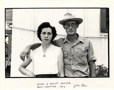 Ethel and Roscoe Holcomb, Daisy, Kentucky