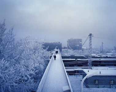 Untitled #8, Murmansk, January 2005