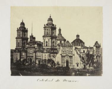 Cathedral de Mexico