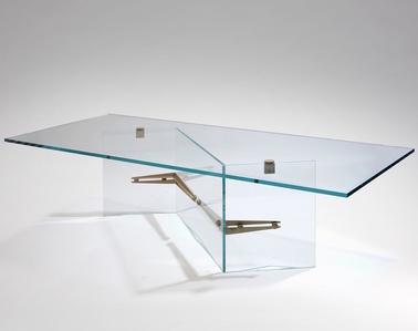 """Iceberg"" low table"