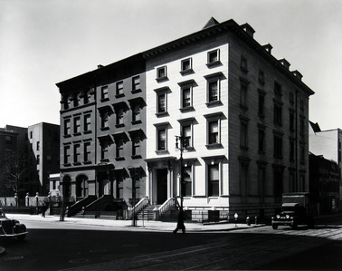 Fifth Avenue Houses, Nos. 4, 6, 8