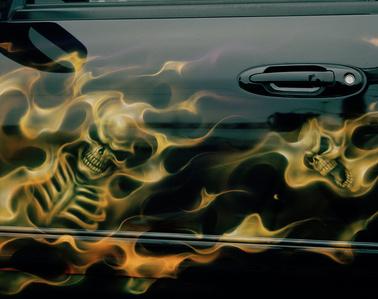 Spray Fire Custom