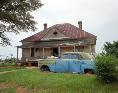 William Christenberry: Summer | Winter