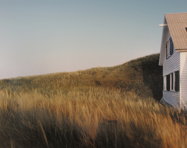 Dune, Grass, House, Truro
