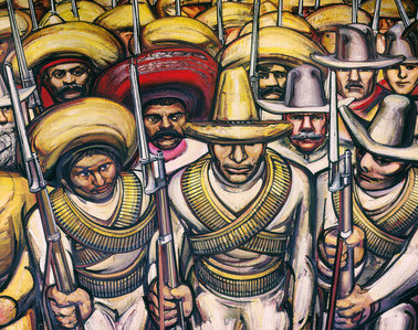From Porfirianism to the Revolution (Dal Porfirismo a la Revolucion) [detail]