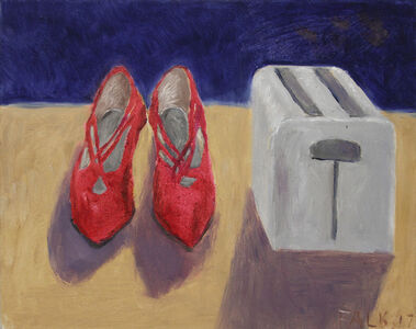 My Shoes, Toaster