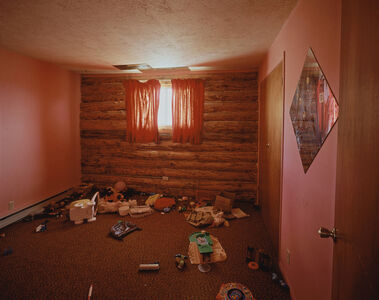 Kids' Room, Carlin Social Club, Carlin, Nevada