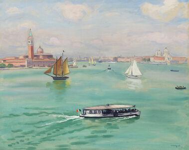 Venise, le vaporetto