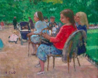 Ladies In The Park