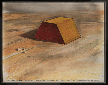 Abu Dhabi Mastaba (project for the United Arab Emirates)