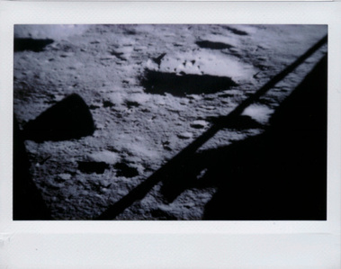 PlanetStories (Surface View From Lunar Module _Moon)