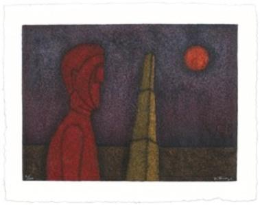 Figura en Roja