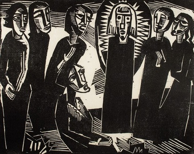 Christus unter den Frauen