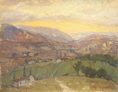 Beljbek, Valley