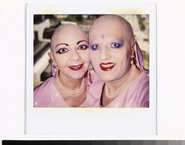 Polaroid Diary, 11.02.1993, Madrid
