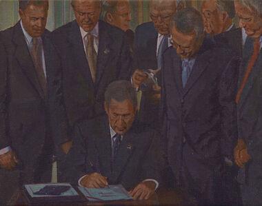 Washington D.C., 26 de octubre de 2001