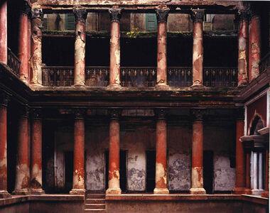 Courtyard Mitra House, Kolkata