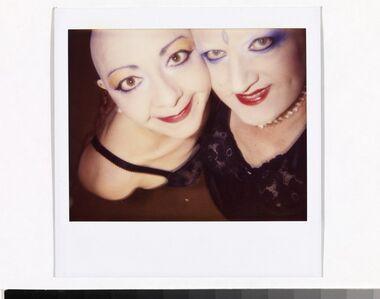 Polaroid Diary, 02.03.2003, Paris