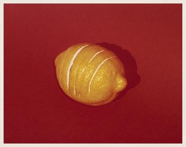 Color & Shapes, Red Lemon