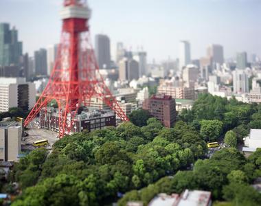Tokyo-Tower Tokyo Japan