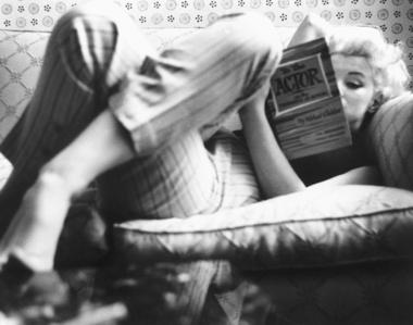 'Quiet Moment' Marilyn Monroe