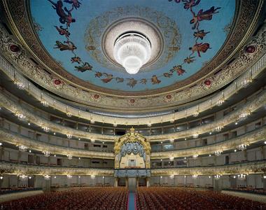 Mariinsky Theatre, St. Petersburg, Russia
