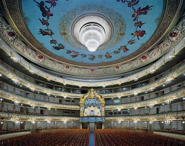 Mariinsky Theater, Saint Petersburg, Russia