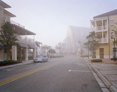 Morning Fog, Ave Maria, Florida