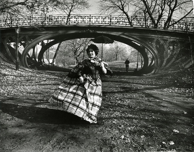 Central Park bridge, New York