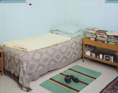 David Ben-Gurion's Bed, Kittbutz Sde Boker
