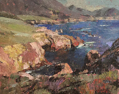 Rocky Point Big Sur California