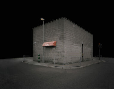 """""""Nelly Close 2009"""" from the series """"A Metaphysical Survey of British Dwellings"""""""