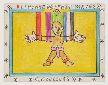 Untitled (L'homme Suspendu XXVIII)