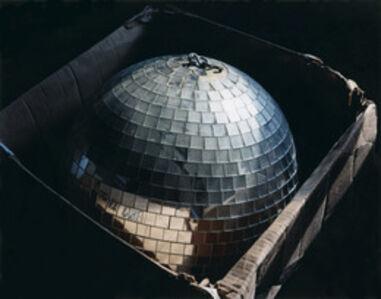 Disco ball in box, Connecticut