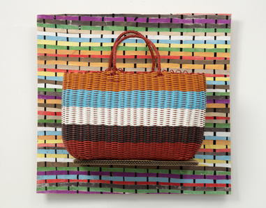Handbag (Stripes)