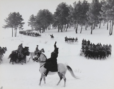Turkish Cavalry Maneuvers