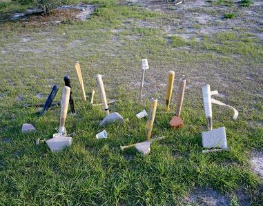 Baseball Bats, Ave Maria, Florida
