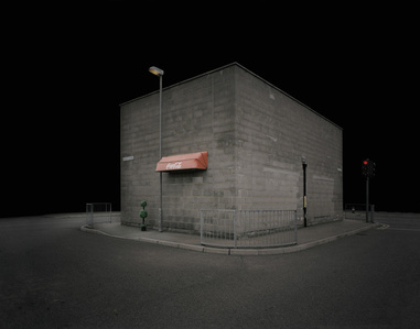 """Nelly Close 2009"" from the series ""A Metaphysical Survey of British Dwellings"""